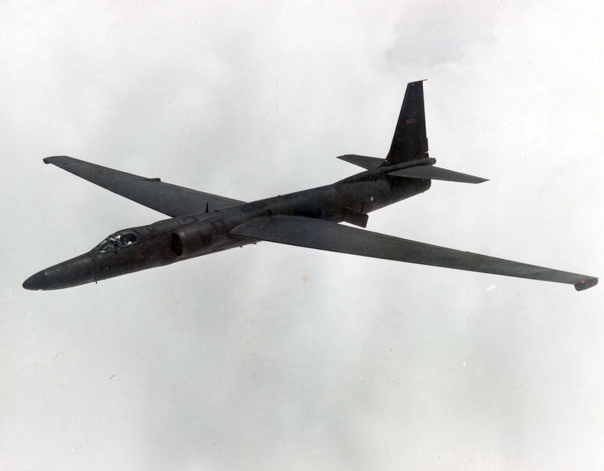"El primer ""SAM KILL"" U-2-1AG"