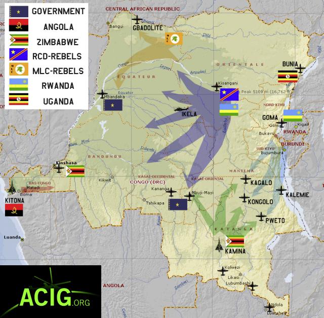 Image result for zaire civil war